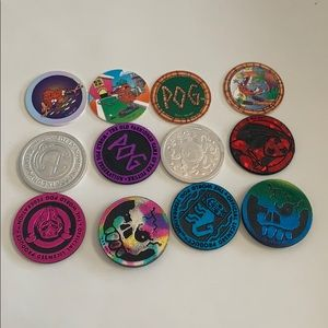 Collectible POGs